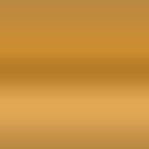 gold-hobby-horse